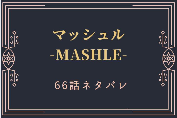 マッシュル66
